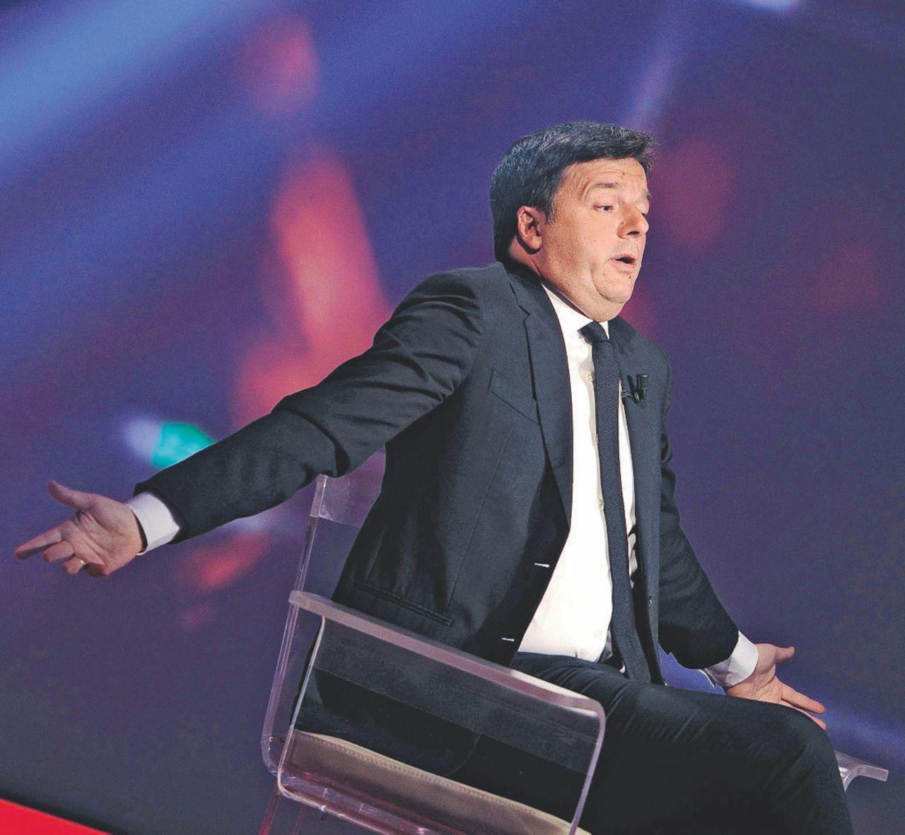 Renzi saluta il centrosinistra. Ora gli resta solo Berlusconi