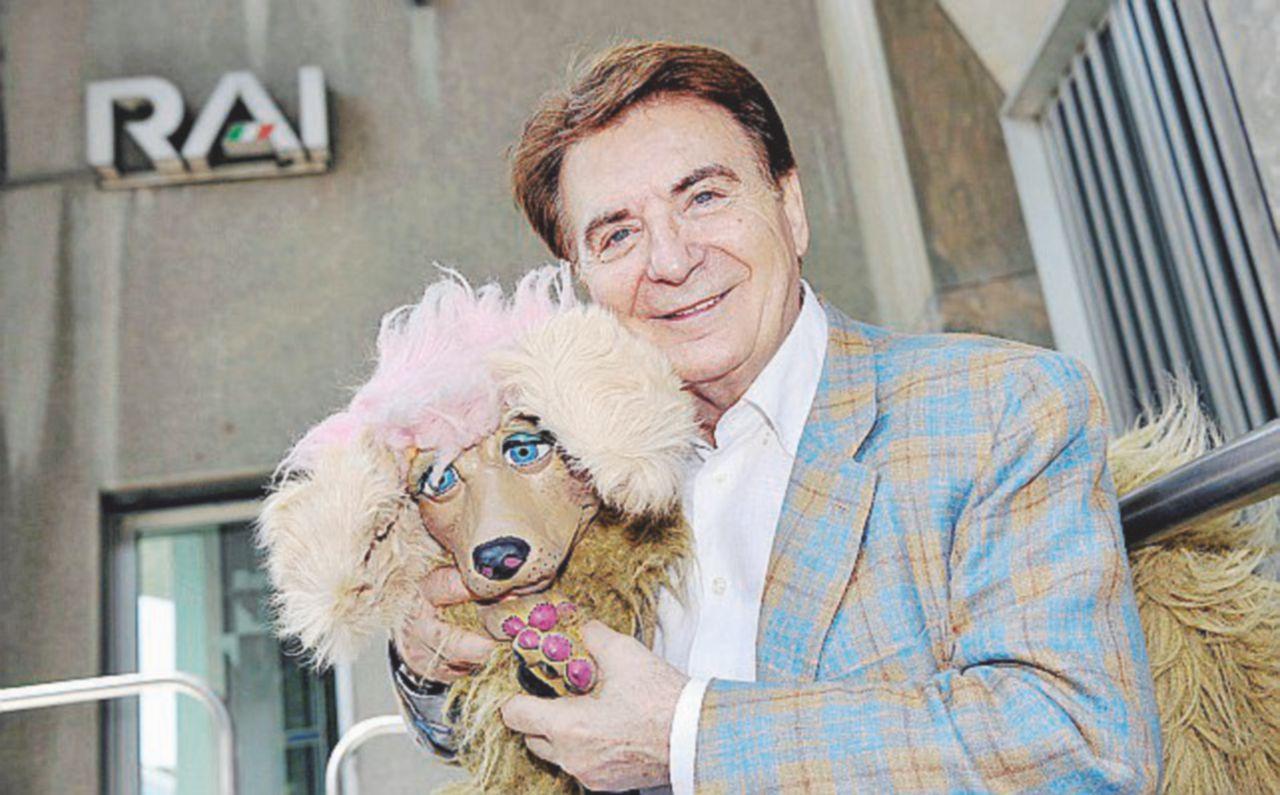 Paolo Limiti, la dolcezza della memoria in Tv