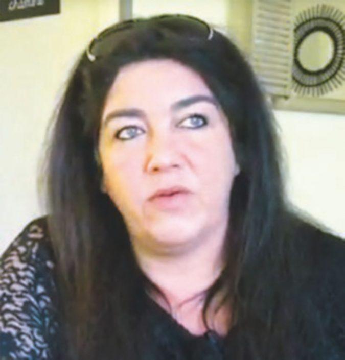 La ex del Front National a processo per aver aiutato il compagno iraniano