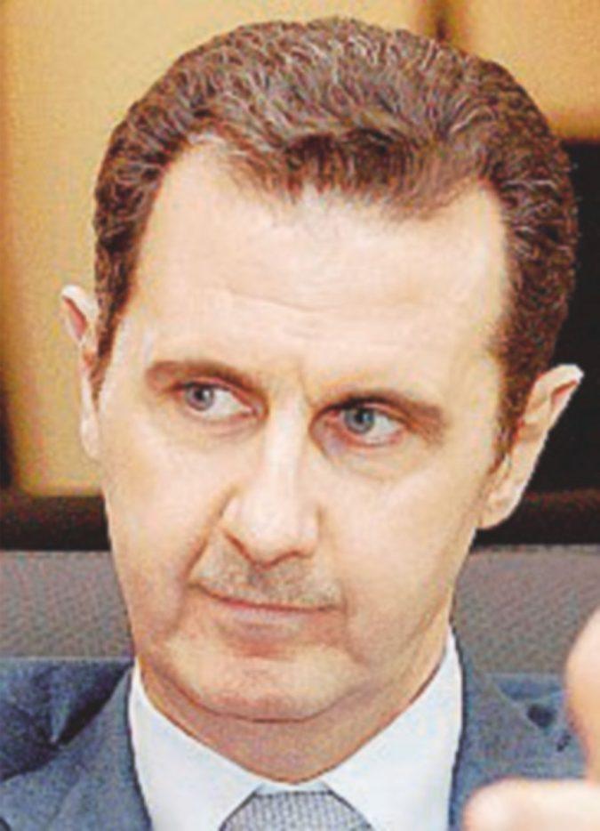 """Trump avverte Assad: """"Se usi armi chimiche te la faremo pagare"""""""