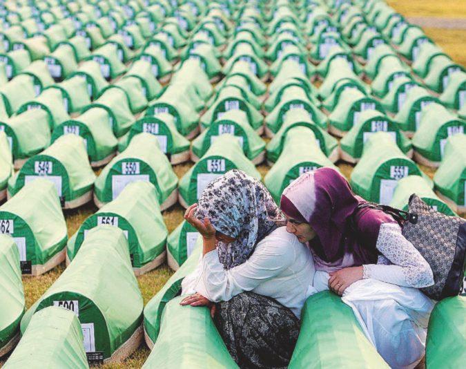 Per il genocidio di Srebrenica paga anche l'Olanda
