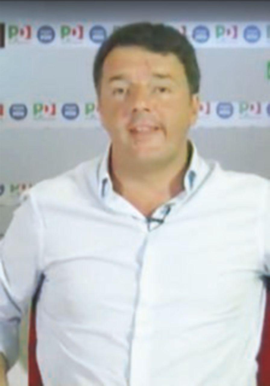 """Renzi se la prende con Massimo Fini: """"Non sarò mai così"""""""