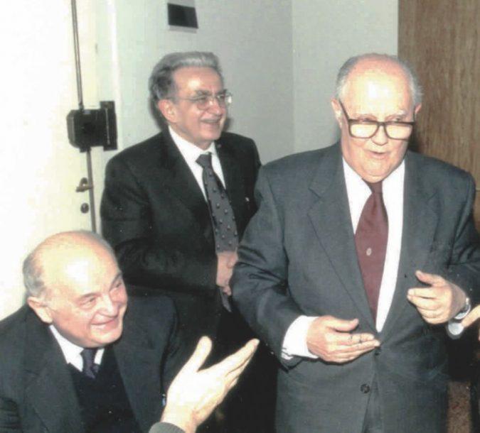 Luigi Pedrazzi, addio al Mulino delle origini
