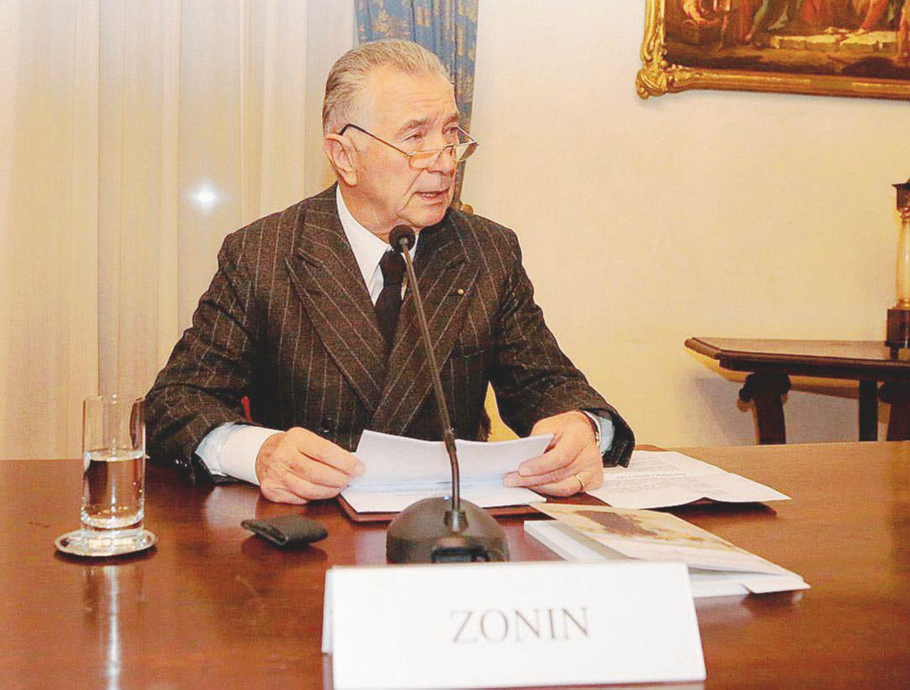 """""""Zonin poteva essere fermato già nel 2001. Fu salvato dai pm"""""""