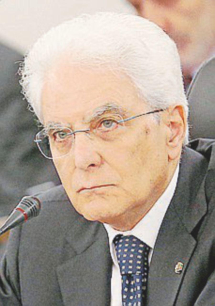 """Mattarella: """"Ci sono Stati insensibili e inconsapevoli"""""""