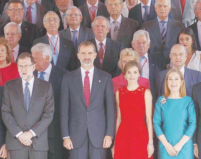 Il compleanno triste della monarchia spagnola