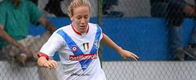 """Calcio femminile, Elisa Mele: """"Smetto di giocare, vado in Africa a fare del bene"""""""