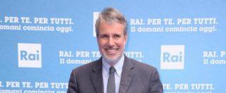 Rai, Andrea Montanari nuovo direttore del Tg1. Gerardo Greco alla guida di Radio1