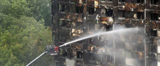 """Londra, rogo grattacielo. La polizia spera che le vittime siano meno di 100: """"Impossibile stabilire numero dispersi"""""""