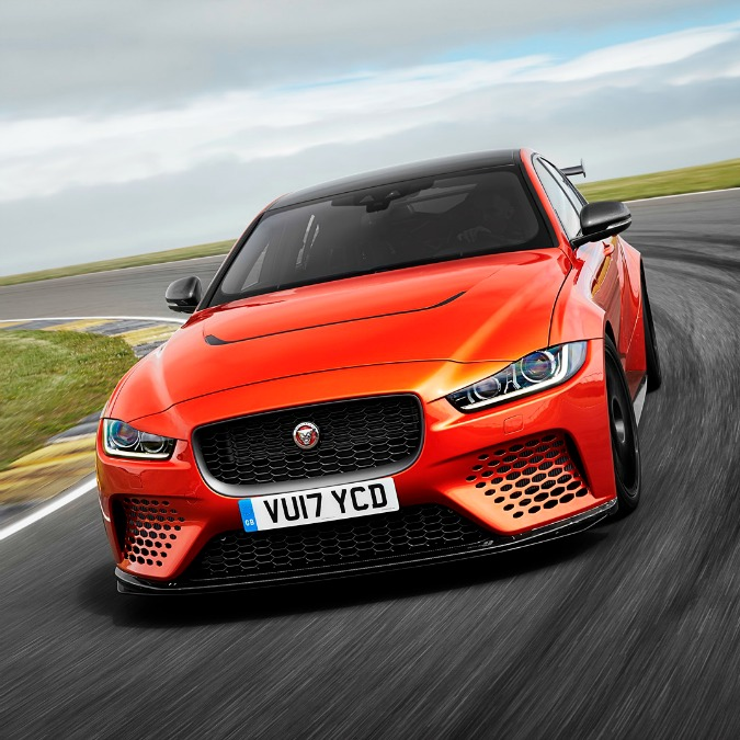 Jaguar XE SV Project 8, 600 cavalli da record per Goodwood