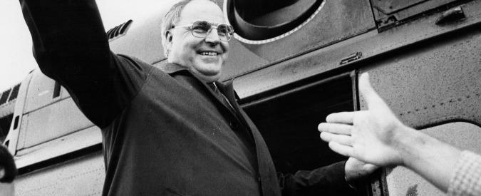Helmuth Kohl morto, con lui se ne va l'idea e il progetto di un'Europa davvero unita