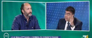 """Consip, Fiano: """"Marroni conferma le sue accuse a Lotti? Allora è giusto mandarlo via perché non ha fiducia nel governo"""""""