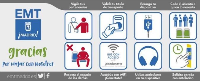 Manspreading, a Madrid è proibito agli uomini sedersi a gambe aperte sui mezzi pubblici