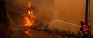 Portogallo, un nuovo incendio a pochi chilometri da Pedrogao. Si schianta Canadair impegnato nei soccorsi