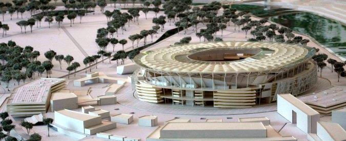 """Stadio Roma, indagato il soprintendente Prosperetti: sua la """"mossa strategica"""" per togliere il vincolo sulle tribune"""
