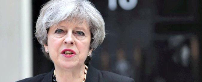 """Brexit, Theresa May: """"Pieni diritti e residenza a cittadini Ue nel Regno Unito da 5 anni"""""""