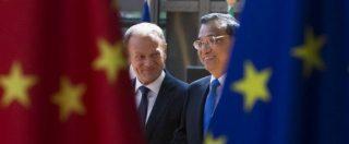 """Clima, Ue e Cina preparano l'alleanza: """"Dialogo regolare sulle future leggi"""""""