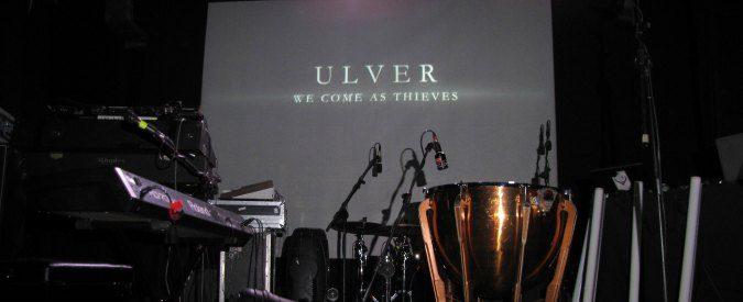 Ulver, lupi norvegesi in concerto a Parma nel labirinto più grande del mondo