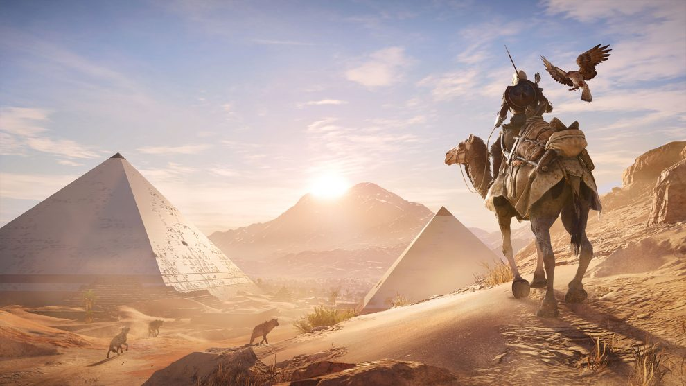 Xbox One X: Assassin's Creed Origins girerà con risoluzione 4K dinamica
