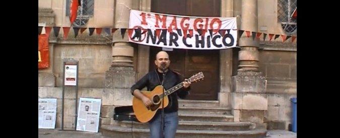 Esce 'Mare nero' di Alessio Lega: amico (con terrore), musicista e anarchico