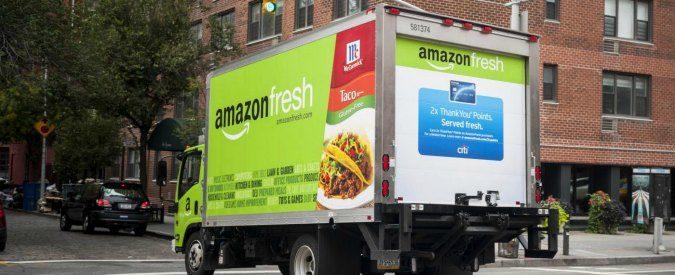 Amazon e Walmart, la partita per integrare negozi tradizionali e store virtuali