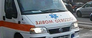 Orbassano, 19enne investita da auto pirata viene fatta partorire d'urgenza: la neonata è grave
