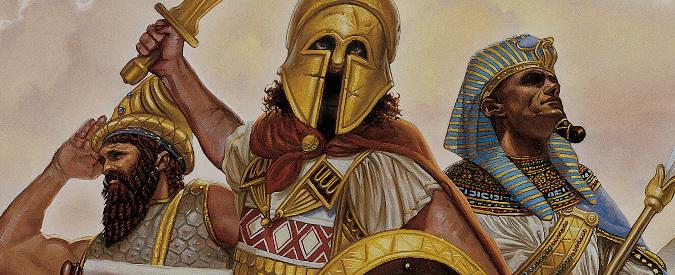 Age of Empires: Definitive Edition – a 20anni dal lancio le battaglie di sumeri, greci ed egizi arrivano in 4k (TRAILER)