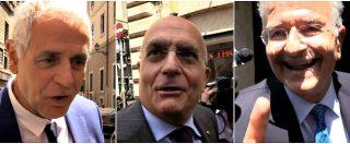 """Alfaniani, è la fine? Lupi: """"Con Fitto e Cesa sfondiamo il 5%"""". Cicchitto al Fatto: """"Iettatori"""". Passo indietro di Formigoni"""