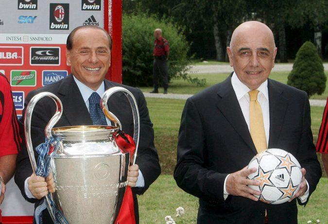 Galliani e il pranzo a palazzo con B. sui diritti del calcio