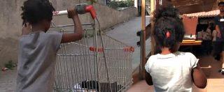 """Ventimiglia, bimbi stranieri costretti a vivere per strada: """"Oltre alla Chiesa, per loro non esiste un centro d'accoglienza"""""""