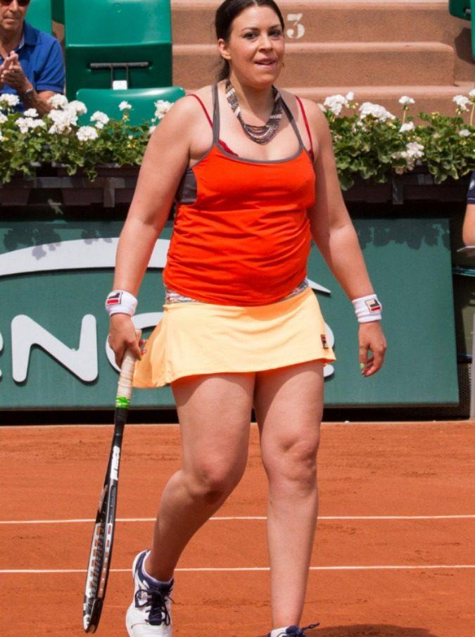 """Marion Bartoli, la tennista racconta il suo calvario: """"Non ero anoressica. Ho sofferto per due anni a causa di un viaggio"""""""