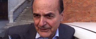 """Consip, Bersani (Mdp): """"Fiano? Allucinante. Non si può cacciare Marroni perché scomodo"""""""