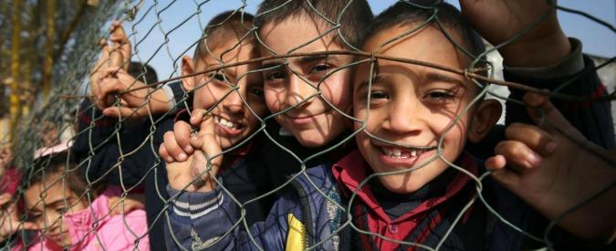 """Unhcr, il report: """"Più della metà dei minori rifugiati non ha accesso a nessun sistema educativo: sono oltre 3,5 milioni"""""""
