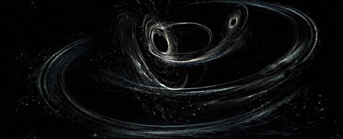 """Onde gravitazionali, """"captato nuovo segnale proveniente dalla fusione di due buchi neri a 3 miliardi di anni luce"""""""