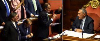 """Ius Soli, il leghista Volpi graziato da Grasso. Calderoli contesta: """"Decisione da arbitro Moreno"""""""