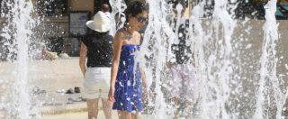 Allarme caldo, fine settimana da bollino rosso: in dieci città si percepiranno temperature fino a 40 gradi