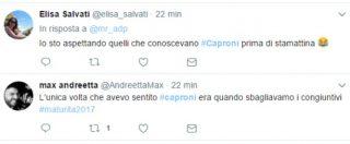 """Maturità 2017, """"la sera leoni e la mattina Caproni"""". Il web si scatena sulla scelta poco mainstrem del Ministero"""