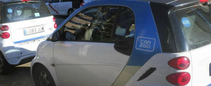 Rubavano le city car per rivendere i pezzi: 17 arresti tra Roma e Napoli