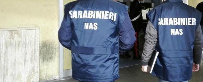 Napoli, blitz del Nas nell'ospedale San Paolo: controlli su pulizia e anche su presenze