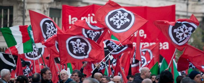 """Amministrative Lucca, boom CasaPound: supera M5s. """"Lavoro in periferia e ascolto dei poveri"""". E ora può essere decisiva"""