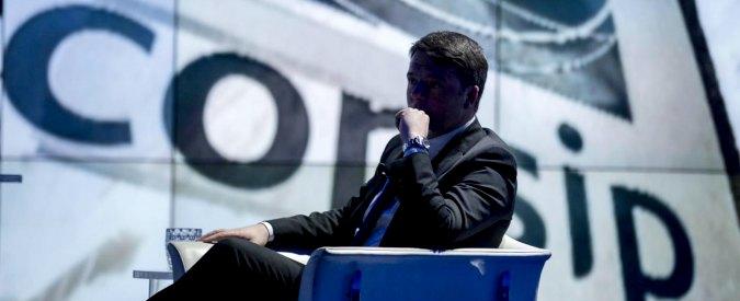 Consip, potrà l'Italia sciogliersi dalla morsa fatale di Renzi?