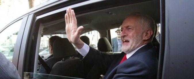 Elezioni Gran Bretagna 2017, l'unica vera leadership ora è quella di Corbyn