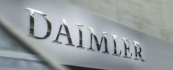 Dieselgate, Daimler richiama tre milioni di Mercedes con motore a gasolio