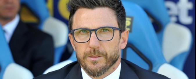 Roma, Eusebio Di Francesco è il nuovo allenatore. Previsto un contratto biennale