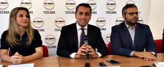 """Consip, Di Maio: """"Scagnozzi di Renzi cercano di far saltare le mozioni. Ma inchiesta rischia di essere tomba politica del Giglio magico"""""""