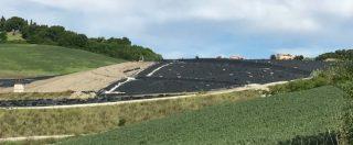 """Toscana, la discarica tra i colli raddoppia: """"Soldi e lavoro"""". Regione valuta l'ok. Tra acqua inquinata e paesaggio a rischio"""