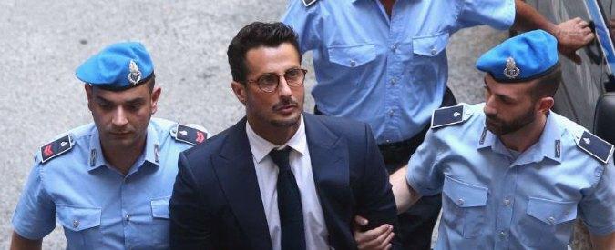 """Fabrizio Corona, giudici: """"No a sblocco di 1 milione e 342mila euro per pagare le tasse"""""""