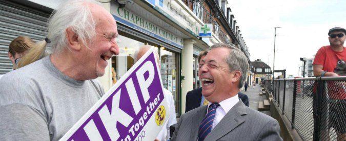 Elezioni Gran Bretagna 2017, si consuma la meteora Ukip. Ma non erano tutti di destra?