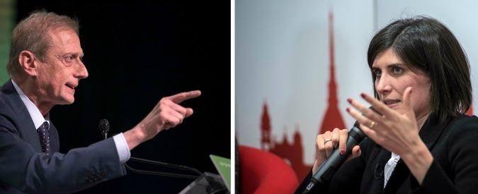 """Torino, botta e risposta Appendino-Fassino: """"Piazza gestita come nel 2015"""". """"Ma il contesto è diverso: misure extra"""""""