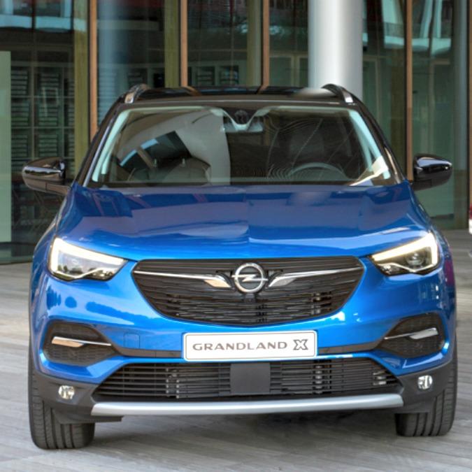 Grandland X, ora il trio dei suv Opel è completo. Prezzi da 26 mila euro – FOTO